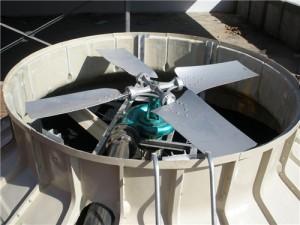 济南水轮机驱动冷却塔